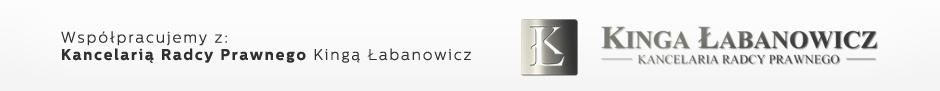 Kancelaria Radcy Prawnego - Kinga Łabanowicz